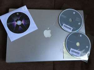 MacBook Pro 3.1, 2007 in excellent condition!