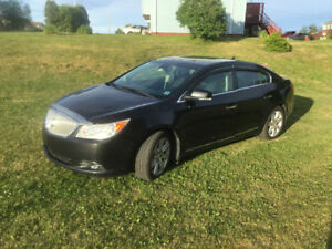 2012 Buick LaCrosse for sale