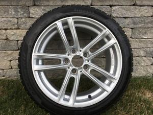 Roues d'hiver & ensemble de pneus / Winter Wheels & Tire Package