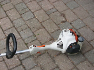stihl gas weed trimmer