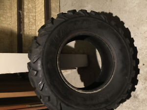 Brand new. Polaris rzr tires. Maxxis 25/10-12 and 25/8/12 Edmonton Edmonton Area image 2