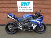YAMAHA YZF R1 BIG BANG, 2009, ONLY 12K FSH, EXCELLENT COND, MOT, LOTS OF EXTRAS