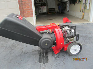 Yard Machines Chipper/Shredder in great condition London Ontario image 4