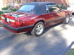 5L Mustang