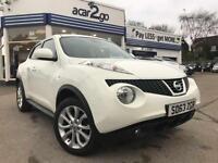 2013 Nissan JUKE TEKNA DCI Manual Hatchback