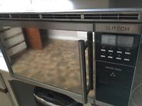elitech steam grill oven microwave