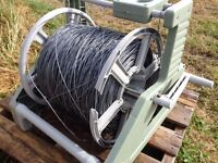 FENCE WIRE GALVANIZED