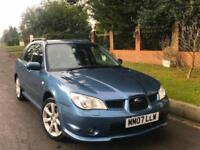 Subaru Impreza 2.0 RX 2007 SPORTSWAGON WARRANTY INCLUDED