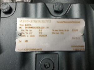 EURODRIVE gear motor 2 HP, 1HP Kitchener / Waterloo Kitchener Area image 2