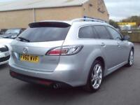 2010 Mazda 6 2.2d [180] Sport 5dr 5 door Estate