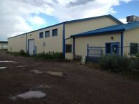 Commercial/ industrial building for lease