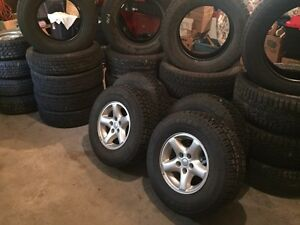 SEVERAL SETS OF GOOD TRUCK TIRES. PRICED TO SELL!!!