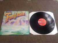 "Disney's Fantasia Vinyl 12"" & VHS Movie"