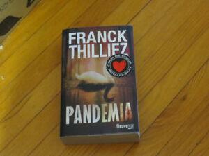 FRANCK THILLIEZ / PANDEMIA   / littérature
