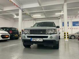 image for 2007 Land Rover Range Rover Sport 2.7 TD V6 HSE 5dr SUV Diesel Automatic