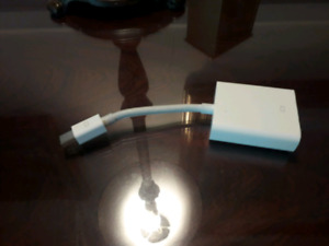 iPad to Monitor cable adaptor