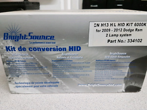 REDUCED NEW H13 HID Conversion Kit Dodge Ram
