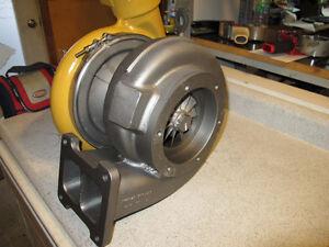 Rebuilt Turbocharger Komatsu KTR110 6505555090