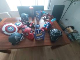 Marvel toys Christmas bundle