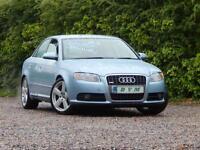 Audi A4 2.0TDI 2006MY S Line