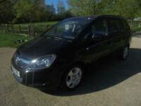 Vauxhall Zafira 1.7CDTi 16v ecoFLEX ( 110ps ) Exclusiv