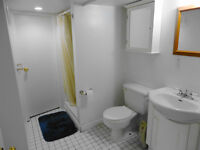 one bedroom 740.00 Heat Hydro water included.
