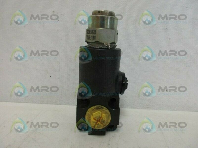 BOSCH REXROTH 9065378 RELIEF VALVE *NEW NO BOX*