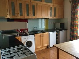 Lovely 2 double bedrooms, unfurnished very tidy first floor maisonette, no garden, street parking.