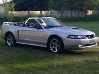 2002 Ford Mustang GT Convertible VORTEC SUPERCHARGED 409RWHP