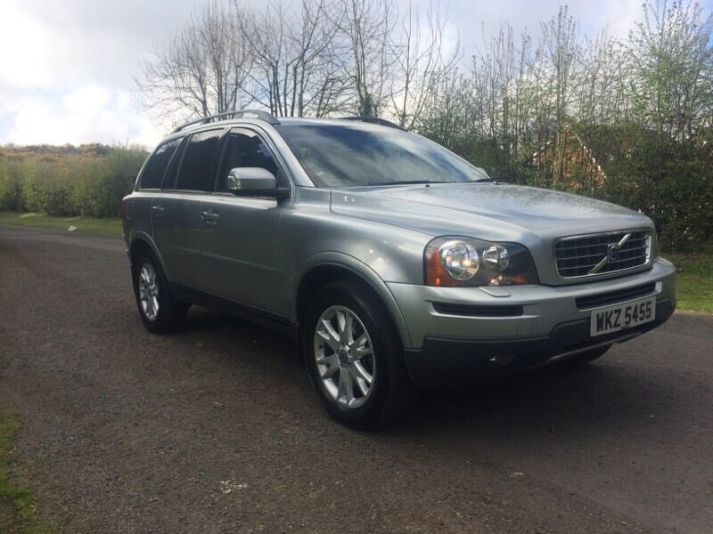 volvo xc90 late 2008 d5 fully loaded 7 seater jeep in. Black Bedroom Furniture Sets. Home Design Ideas