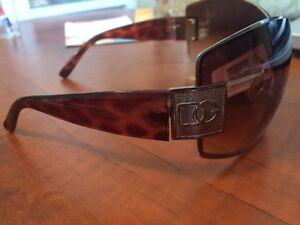 DG sunglasses brown. London Ontario image 3