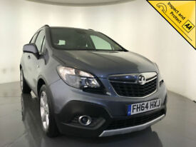 2015 VAUXHALL MOKKA TECH LINE CDTI DIESEL SERVICE HISTORY FINANCE PX WELCOME