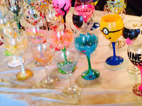 paint your wine glass night in Chestermere Oct.17th
