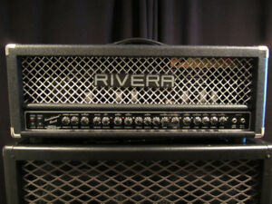 Rivera Knuckle Head Reverb 55 (Échange Possible)