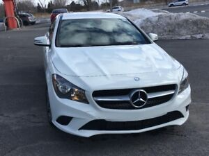 2015 Mercedes-Benz 4MATIC CLA 250 Berline