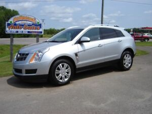 2010 CADILLAC SRX***ALL WHEEL DRIVE***UNDERCOATED***LOADED***