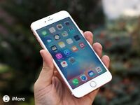iPhone 6 Plus 64 GB Swap for Samsung S6 or S7 Edge must be unlock