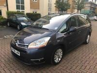 2008 Citroen Grand C4 Picasso 1.6HDi 16v EGS Exclusive