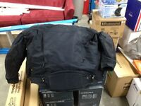 Mens XL nylon jacket with pads