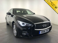 2016 INFINITI Q50 SE D AUTOMATIC DIESEL 4 DOOR SALOON 1 OWNER SERVICE HISTORY