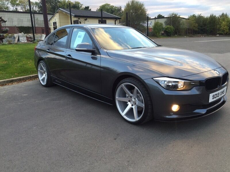 2013 BMW 320d M performance styling