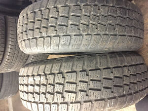 185/60/15 avalanche xtreme winter tires Kitchener / Waterloo Kitchener Area image 5