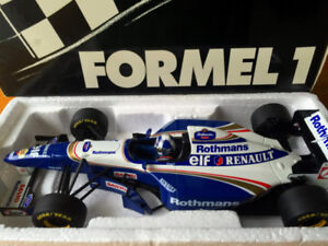 1/18 Minichamps 1995 Rothmans Williams Renault FW17 Coulthard F1