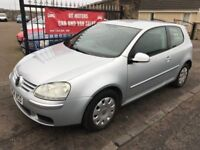 2004 (54) VW GOLF 1.9 TDI S, SERVICE HISTORY, WARRANTY, NOT ASTRA FOCUS MEGANE POLO LEON NOTE