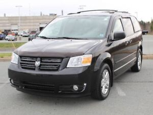 2010 Dodge GRAND CARAVAN SE with Full Stow 'N Go, A/C and Cruise