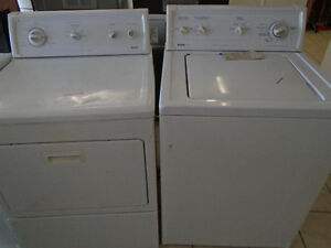 KENMORE WASHER DRYER CAN DELIVERY