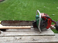 Antique Homelight Chainsaw