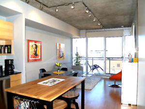 Fully Furnished Downtown Condo Available for Rent September 1st