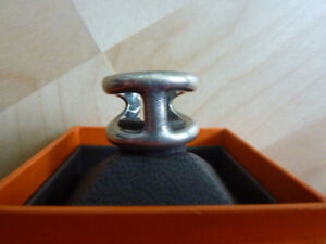 BAGUE HERMES OSMOSE, Taille 52 pour 200 $