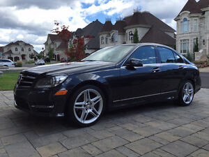 2014 Mercedes-Benz C-Class 350 4MATIC Sedan
